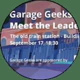 Garage Geeks - Meet the LeadersDLD2014